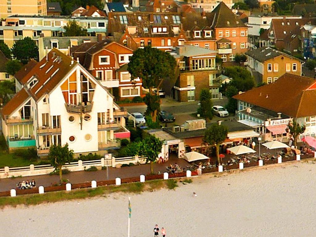 Ferienwohnung 'Vespucci' direkt am Strand von Laboe an der Kieler Förde